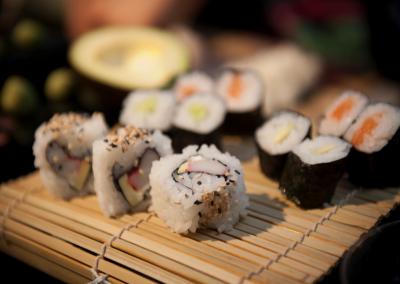 Aperitivos Sushi EventHouse 2