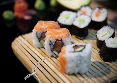 Aperitivos Sushi EventHouse