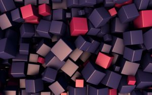 abstract-3d-cubes-colors-blue-red-1440×900